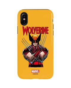 Wolverine iPhone XS Max Pro Case