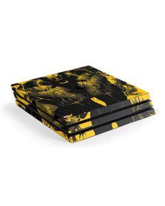 Wolverine Rage PS4 Pro Console Skin
