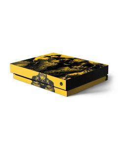 Wolverine Rage Xbox One X Console Skin