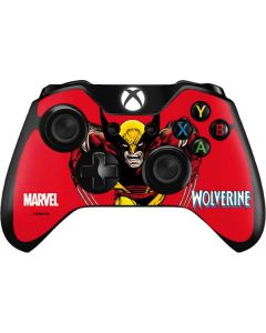 Wolverine Ready For Action Xbox One Controller Skin