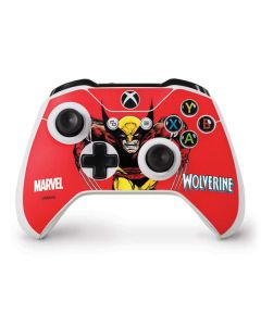 Wolverine Ready For Action Xbox One S Controller Skin