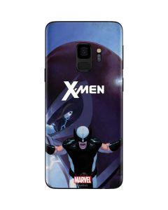 Wolverine V Magneto Galaxy S9 Skin