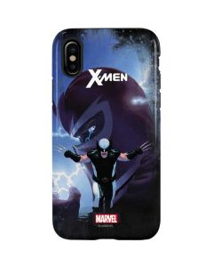 Wolverine V Magneto iPhone XS Max Pro Case