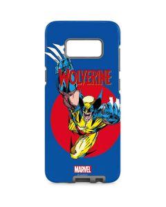 Wolverine Weapon X Galaxy S8 Pro Case