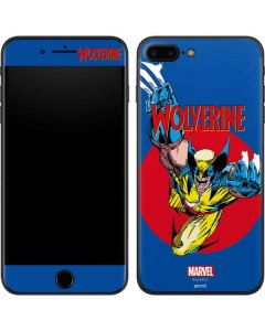 Wolverine Weapon X iPhone 8 Plus Skin