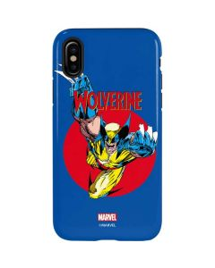 Wolverine Weapon X iPhone XS Max Pro Case