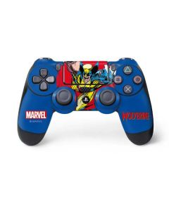 Wolverine Weapon X PS4 Controller Skin