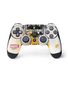 Wolverine X-Men PS4 Controller Skin