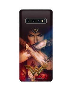 Wonder Woman Amazon Princess Galaxy S10 Skin