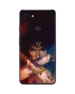 Wonder Woman Amazon Princess Google Pixel 3 XL Skin