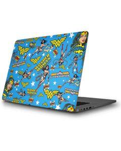 Wonder Woman Blast Apple MacBook Pro Skin