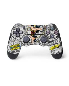 Wonder Woman Comic PS4 Pro/Slim Controller Skin