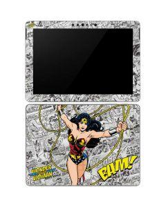Wonder Woman Comic Surface Go Skin
