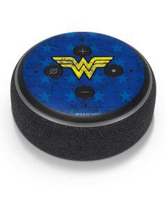 Wonder Woman Emblem Amazon Echo Dot Skin