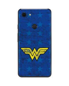 Wonder Woman Emblem Google Pixel 3 XL Skin