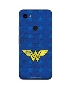 Wonder Woman Emblem Google Pixel 3a Skin
