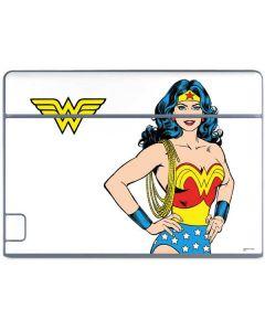 Wonder Woman Galaxy Book Keyboard Folio 10.6in Skin