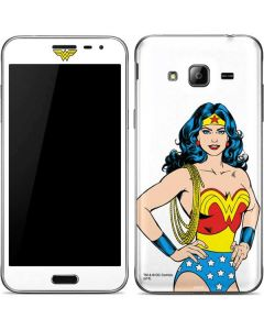 Wonder Woman Galaxy J3 Skin
