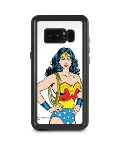 Wonder Woman Galaxy Note 8 Waterproof Case