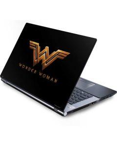 Wonder Woman Gold Logo Generic Laptop Skin