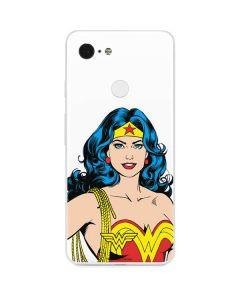 Wonder Woman Google Pixel 3 Skin