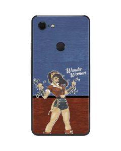 Wonder Woman Google Pixel 3 XL Skin