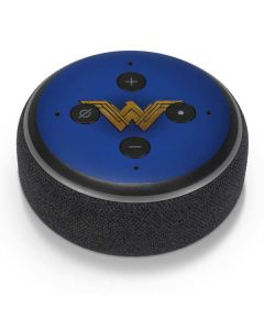 Wonder Woman Large Logo Amazon Echo Dot Skin