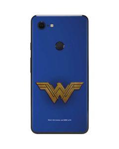 Wonder Woman Large Logo Google Pixel 3 XL Skin