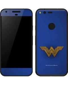 Wonder Woman Large Logo Google Pixel Skin