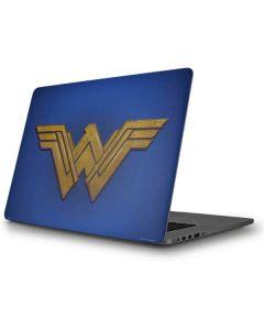 Wonder Woman Large Logo Apple MacBook Pro Skin