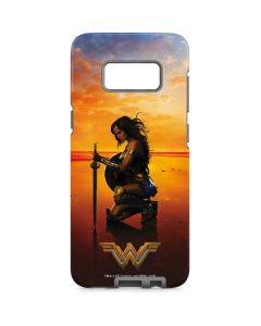 Wonder Woman Movie Poster Galaxy S8 Pro Case