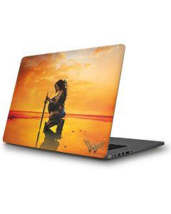 Wonder Woman Movie Poster Apple MacBook Pro Skin