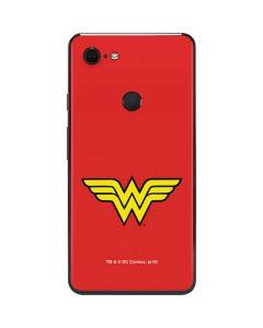 Wonder Woman Official Logo Google Pixel 3 XL Skin