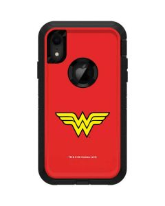 Wonder Woman Official Logo Otterbox Defender iPhone Skin