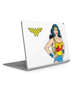 Wonder Woman Surface Book 2 15in Skin
