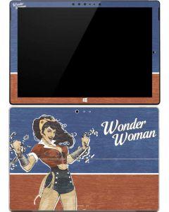 Wonder Woman Surface Pro 4 Skin