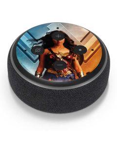 Wonder Woman Unconquerable Warrior Amazon Echo Dot Skin