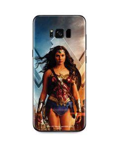 Wonder Woman Unconquerable Warrior Galaxy S8 Skin
