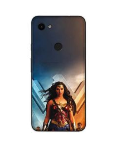 Wonder Woman Unconquerable Warrior Google Pixel 3a Skin
