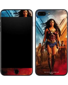 Wonder Woman Unconquerable Warrior iPhone 8 Plus Skin