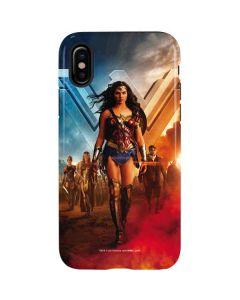 Wonder Woman Unconquerable Warrior iPhone X Pro Case