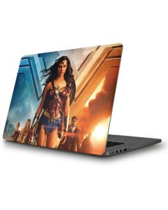 Wonder Woman Unconquerable Warrior Apple MacBook Pro Skin