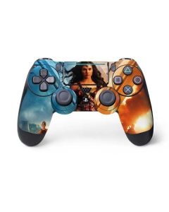 Wonder Woman Unconquerable Warrior PS4 Pro/Slim Controller Skin