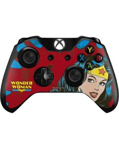 Wonder Woman Vintage Profile Xbox One Controller Skin