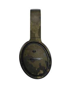 Wood Camo Bose QuietComfort 35 Headphones Skin
