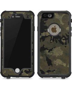 Wood Camo iPhone 6/6s Waterproof Case