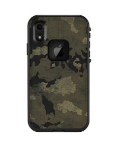 Wood Camo LifeProof Fre iPhone Skin