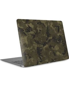 Wood Camo Apple MacBook Air Skin