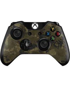 Wood Camo Xbox One Controller Skin
