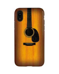 Wood Guitar iPhone XR Pro Case